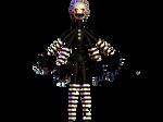 Nightmare Puppet V3 by robrichwolf