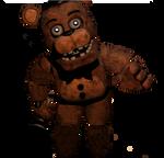 Unwithered Freddy V.3 by robrichwolf