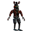 Nightmare Red O V.2 by robrichwolf