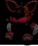 Red-o Plush by robrichwolf