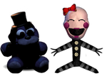 Danny And Poppy by robrichwolf