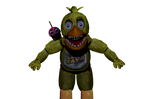 Unwithered Chica V3 by robrichwolf
