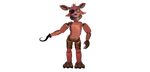 Unwithered Foxy by robrichwolf