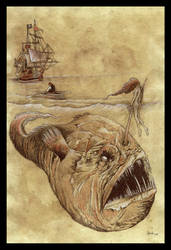 The Ship Eater by HOULY1970