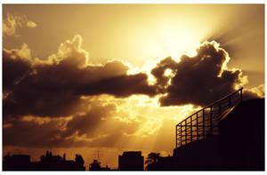 Sunset by v3rmili0n