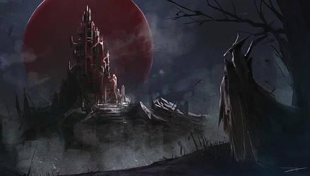 Vampire hunter D by Oission