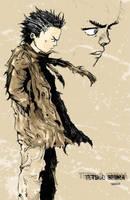 Tetsuo Shima by Oission
