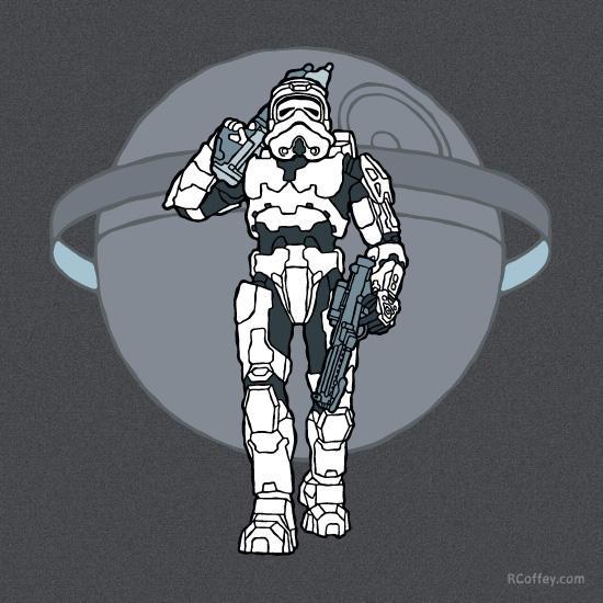 Master Trooper Storm Chief by Randy-Coffey