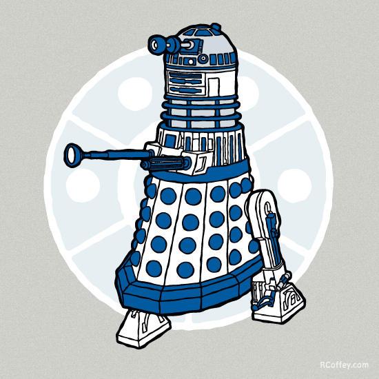 R2-Dalek by Randy-Coffey