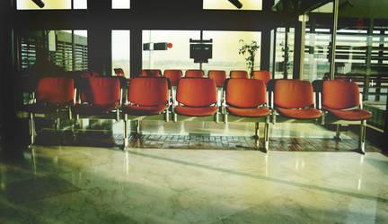 empty seats. by ajiceria