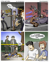 Assumptions about LA Noire by Alextheapple