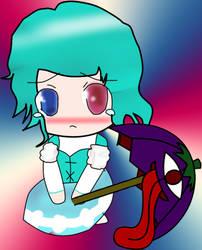 chibi kogasa by xXxLuNa0LuisxXx