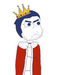 King Gus by ScourgeTheHedgehog20