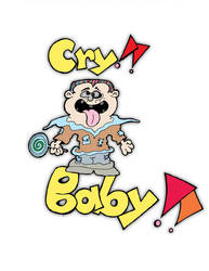 Cry baby by Robstoons