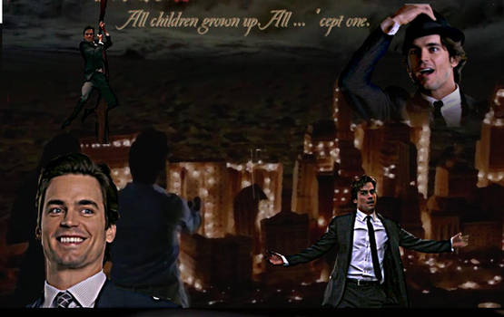 All Children But One Grow Upneal Caffrey By Wildhorsefantasy On
