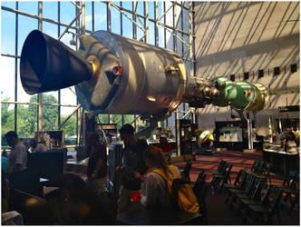 Apollo Soyuz by makepictures
