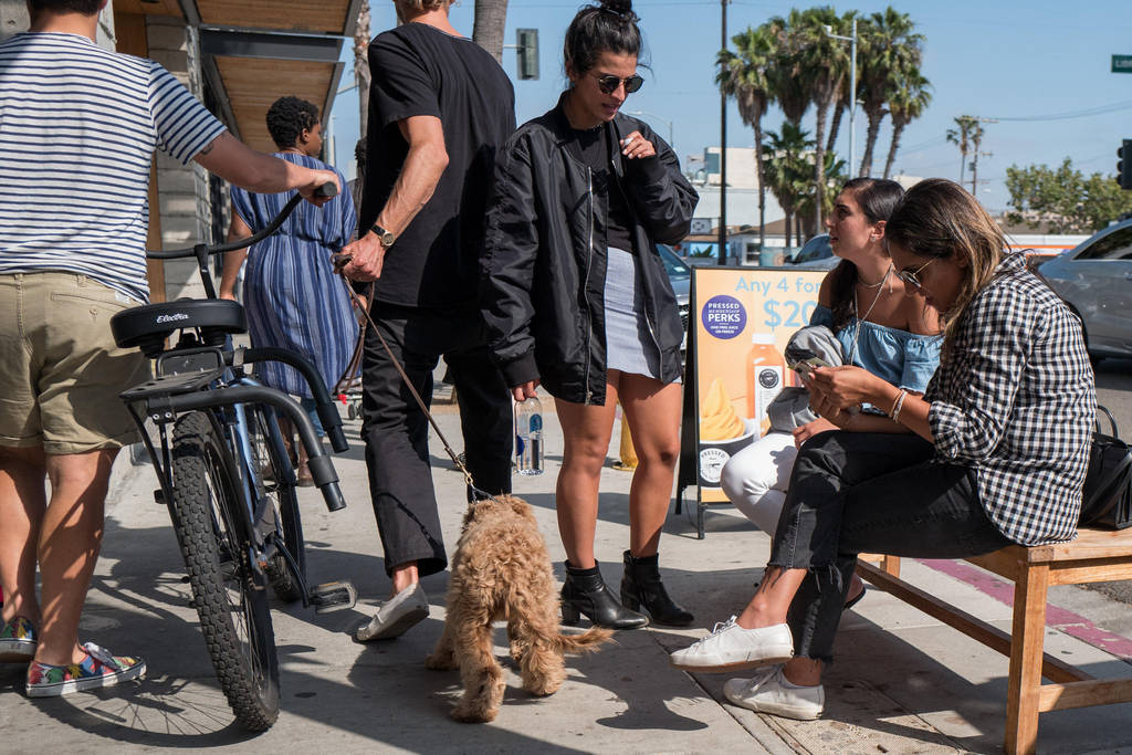 Abbot Kinney-1 by makepictures