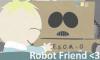 Robot friend by Numbuh-9
