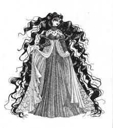 Queen Neherenia by DustedRose