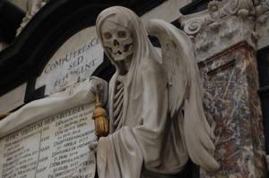 Angel of Death by MelancholicHeart