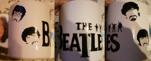 The beatles by Keyra007