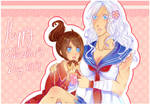 HAPPY VALENTINE!! by HotaruAyanami