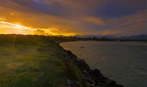 The Golden Light by DrewHopper