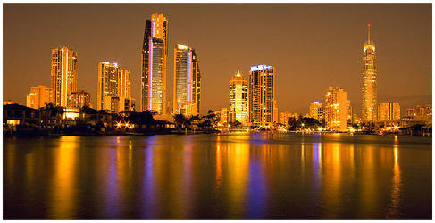 GOLD Coast, Queensland by DrewHopper