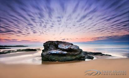 Windswept Coast by DrewHopper