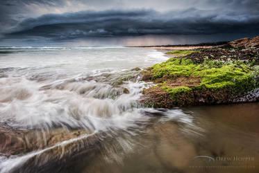 Infuriated Coastline by DrewHopper
