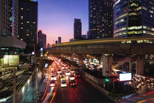 BTS Bangkok by DrewHopper