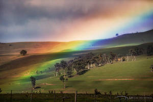 Rainbow Country by DrewHopper