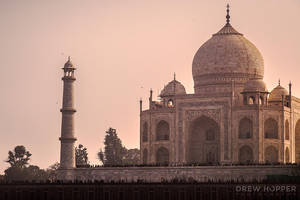 Taj Mahal by DrewHopper