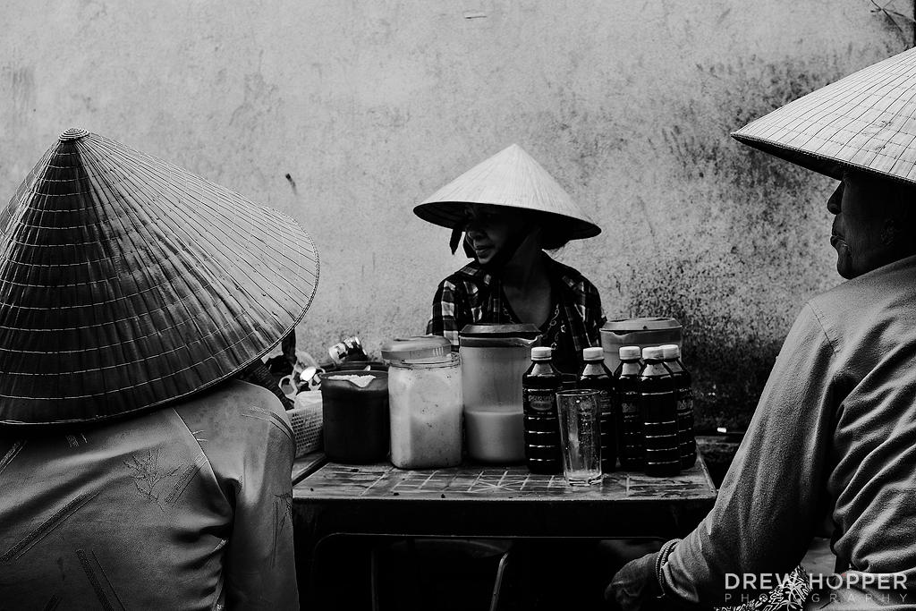 Three Conical Musketeers by DrewHopper
