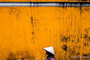 Conical Yellow by DrewHopper