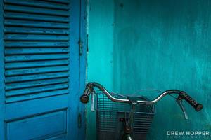 Blue by DrewHopper