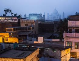 Misty Taj by DrewHopper