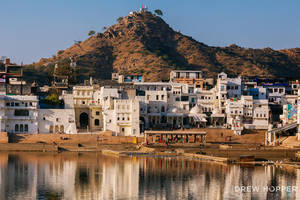 Pushkar Lake by DrewHopper