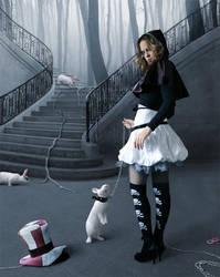 Silence by AnnMei