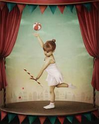 Happy Birthday  Oksana by AnnMei
