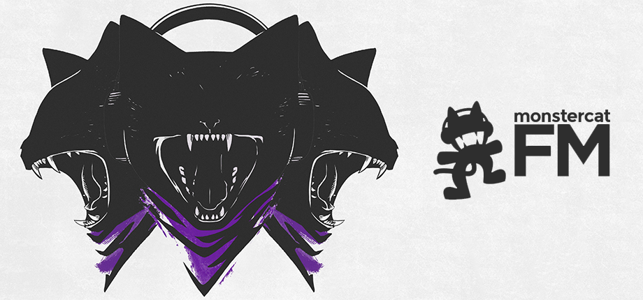 Monstercat Banners Perfume Banners