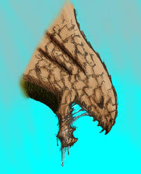 Capaceros eel by anotoman123