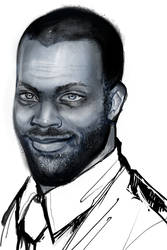 Damion Poitier by Skelletang