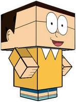 Nobita 3D by Djuliar