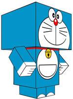 Doraemon 3D by Djuliar