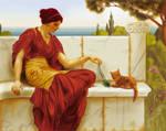 Flavia Lapida by ElissaKarminakria