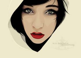 Miss Deathwish by Lullipops