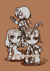 Vagrant Story Sketch by gndagnor