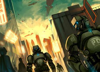 Deployment by Roboto-kun