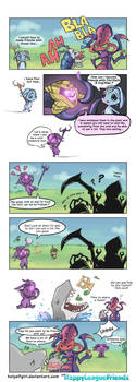 Void fizz comic [commission] by HolyElfGirl